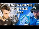🔴 G2 Esports vs Team Liquid @ de_inferno 🏆 HIGHLIGHTS 🏆 Boston Major 2018 Group Stage Day 2