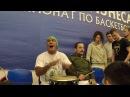 Mestre Esquilo cantando @ Russian Capoeira Center Big Meeting 2016