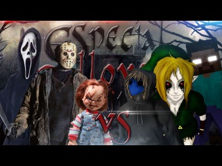 GHOSTFACE JASON CHUCKY VS HEROBRINE JEFF BEN DROWNED EYELESS JACK RAP (ESPECIAL HALLOWEEN 2015)