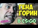Геннадий Горин играет в ксго сэкс