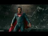 Супермен против Степной Волк Финальная Битва (3 Часть) Лига Справедливости 2017