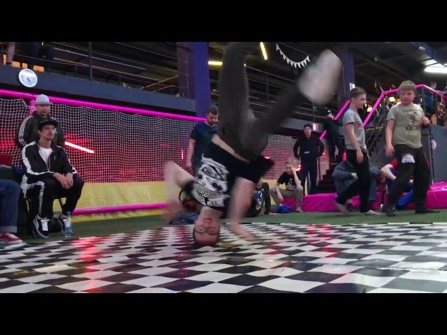 Jedi VS Gera | 1x1 Power Move | TOP JAM