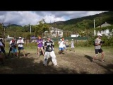 Тренировки спортгруппы на летних УТС Спортивного клуба