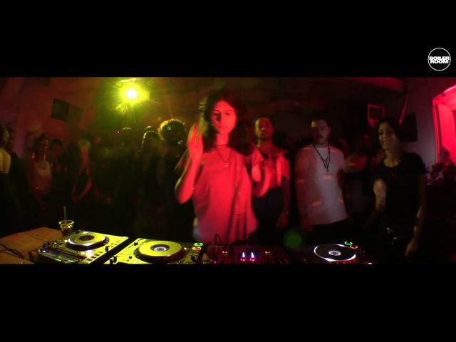 Techno: Liza Rivs Boiler Room Tbilisi DJ Set