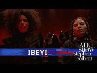 Ibeyi Perform 'Deathless'