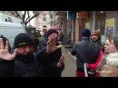 Акция защитников животных в Одессе переросла в драку