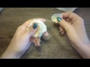 Рецепт солёного теста для лепки сложных цветов с тонкими лепестками