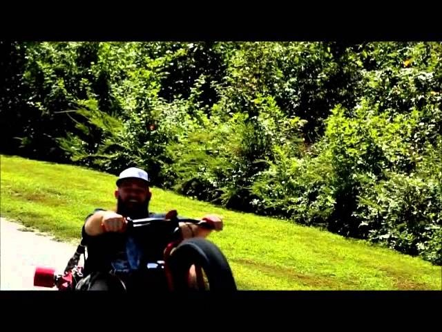 Original SFD Industries Motorized Drift Trike
