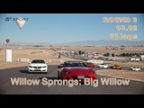 AA. GT3. Round 3 - Willow Springs