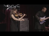 Anton Davidyants &amp Anna Rakita Live at Esse Jazz Club