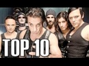 TOP 10 RAMMSTEIN SONGS