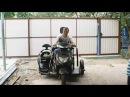 Переделываем скутер для инвалидов колясочников 2серия