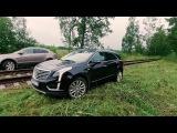 Сравнение Cadillac XT5 и Cadillac SRX. Совсем скоро 3 новых ролика про кроссовер от GM!!!