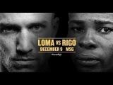Vasyl Lomachenko vs Guillermo Rigondeaux|| Master vs Master || Promo