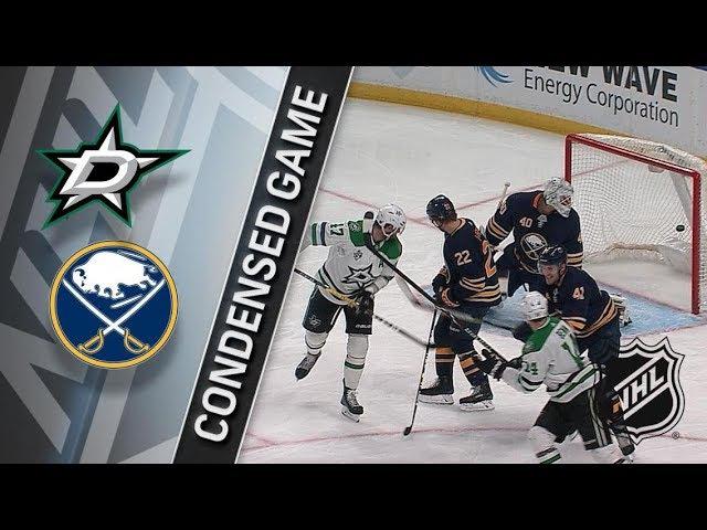 Dallas Stars vs Buffalo Sabres January 20, 2018 HIGHLIGHTS HD