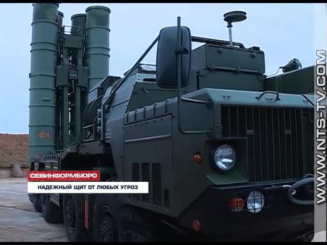 13.01.2018 В Севастополе заступил на охрану воздушных границ дивизион зенитно-ракет ...