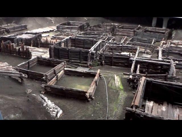 Брестская крепость, археологический музей