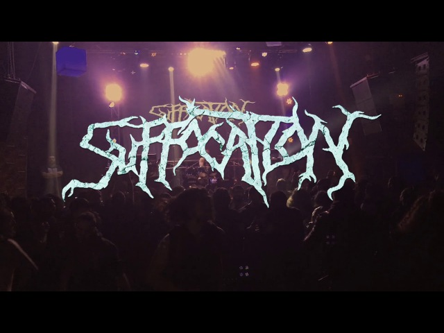 Suffocation - Chile 02.OCT.2017