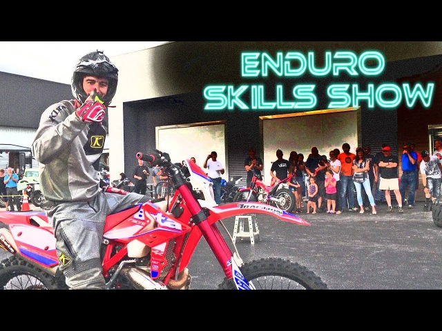ENDURO SKILLS SHOW 2 in Canada by TimColeman