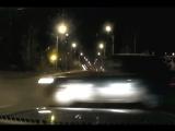 Два оленя на одном перекрёстке. Соломбала. Светофор не работает, а как ездить по знакам забыли.