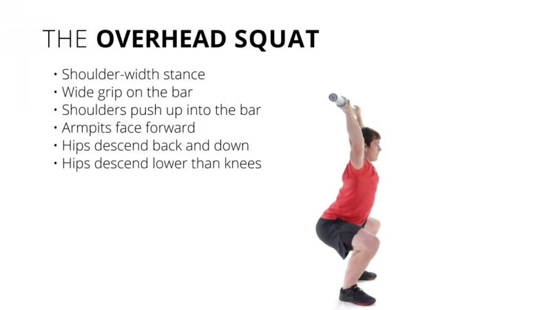 The Overhead Squat