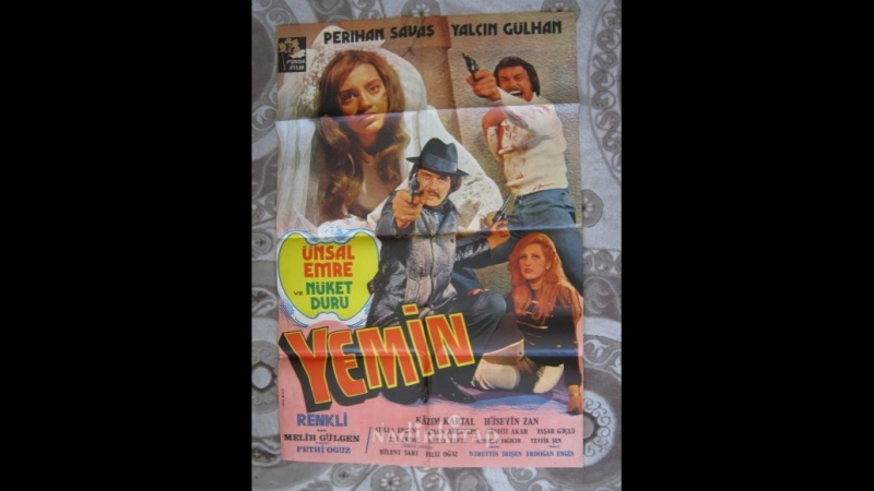 Yemin - Perihan Savaş Yalçın Gülhan (1973 - 85 Dk)