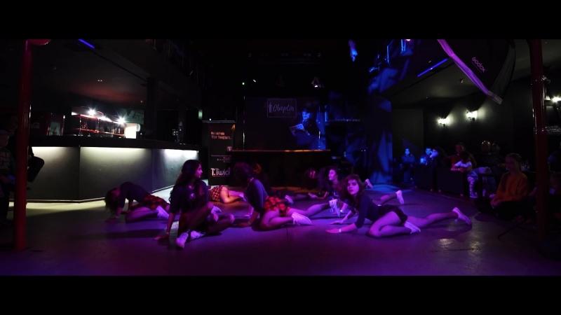Отчетный концерт ТТиФ T.Twice (20.05.2018) |Girl Style. Преподаватель-Голомидова Марина