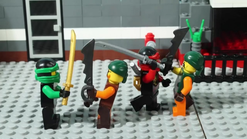 LEGO Ninjago_ Skybound - Pirate Encounter - Episode 1