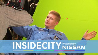 KEVIN DE BRUYNE IN SPACE?! | Inside City 291 | Film Shoots, YouTubers and more!