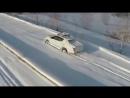 L200 зимний тест-драйв