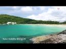 Пляж Най Харн в октябре