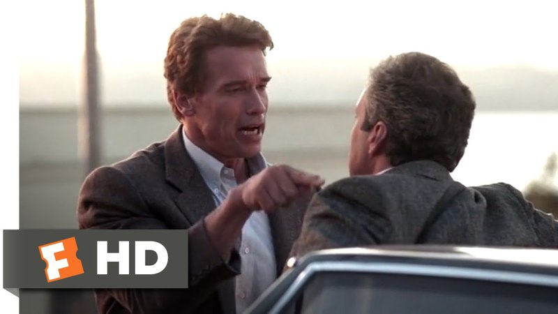 Kindergarten Cop (1990) - Hitting Back Scene (9/10) | Movieclips
