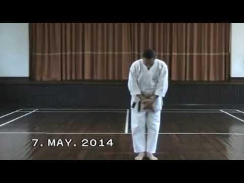 Superlinpei (Suparinpei) by Kenshu Hideo Watanabe, 9th dan Hanshi