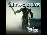 Transformers: The Last Knight is on Blu-ray in two days!