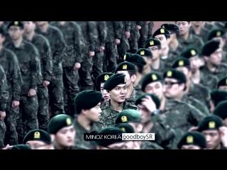 [직캠] 180412 이민호(LeeMinHo) 논산 육군훈련소 퇴소식 영상 cr. 선린goodboySR