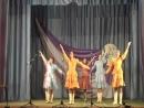 Танец Московская кадриль - группа Непоседы