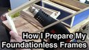 Beekeeping Without Foundation Preparing Frames