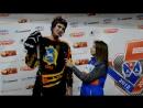Интервью защитника команды Атбасар Манякова Артема