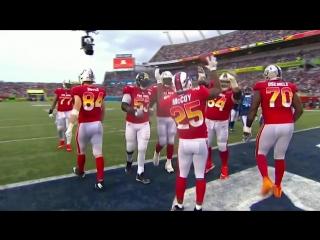 ЛеШон МакКой Pro Bowl 2018 Тачдаун