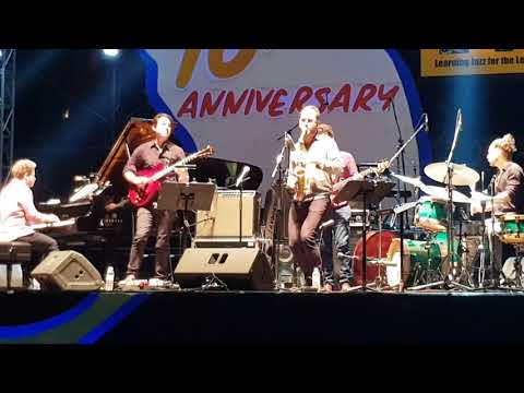 The Clock Killer - Will Vinson Quintet w/ Mike Moreno (Thailand International Jazz Conference 2018)