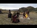 Камлание шаманов - 5 сентября 2014 года
