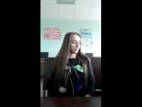 Ангелина Долматова - Live
