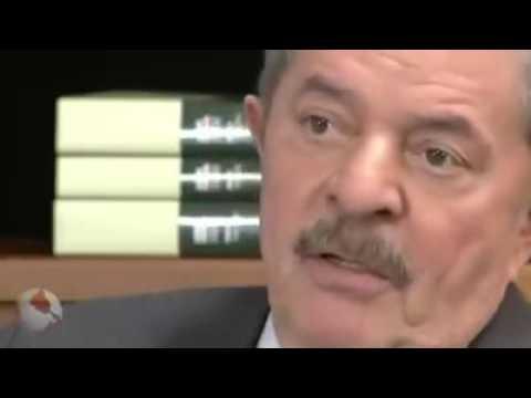 Lula Ensina Sérgio Moro a Combater a Corrupção