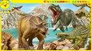 Мир Динозавров 3D. Мультик про динозавров для детейThe World of Dinosaurs 3D Dinosaurs for kids