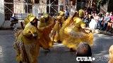 Spectacle de danses afro-cubaines par le Conjunto Folklorico Nacional de Cuba - Oshun