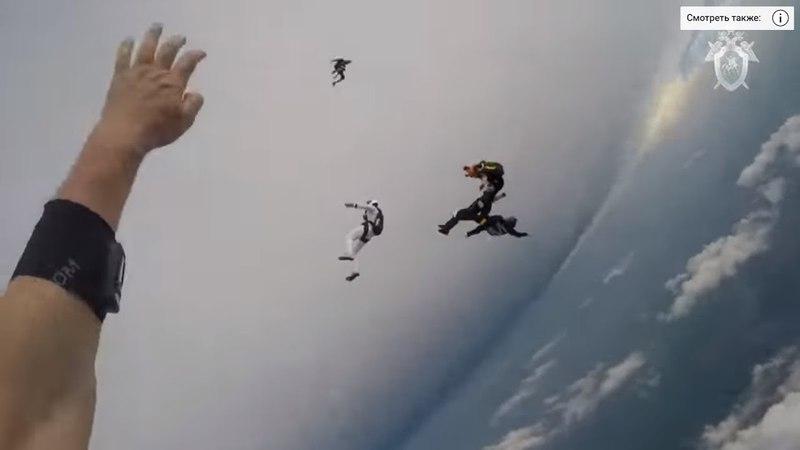 Татарстан: При групповых прыжках с парашютом погибли два спортсмена
