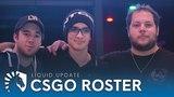 Team Liquid CSGO Roster Update April 2018 - Liquid Taco