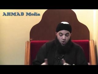 'Имамы мазхабов' Шейх Абдул Маджид AHMAD Media mp4