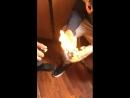 красивый огонь