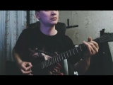 Creeping death Metallica intro cover